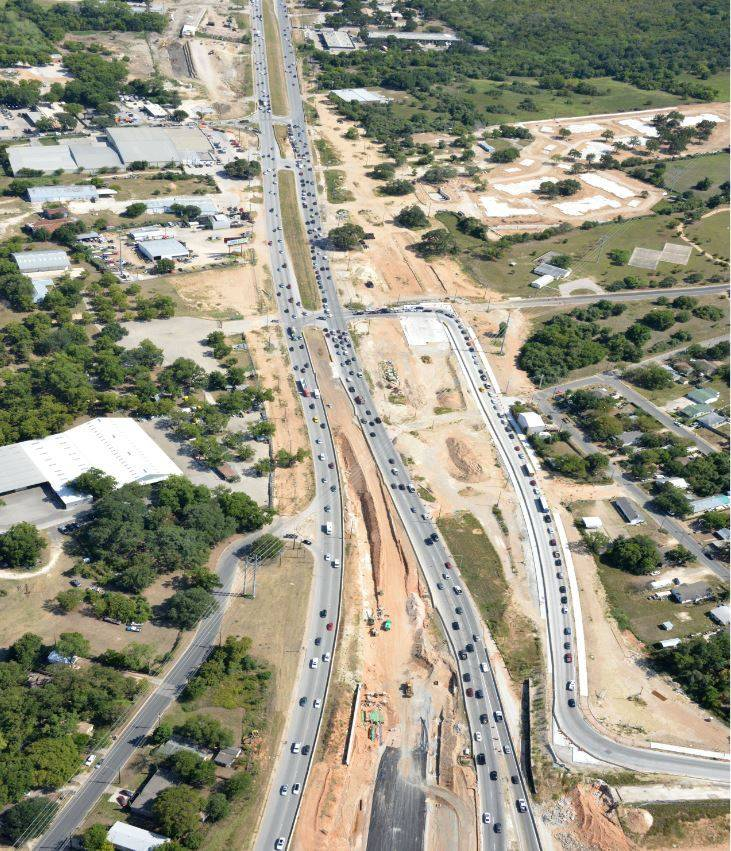 183 South Construction Project - Central Texas Regional