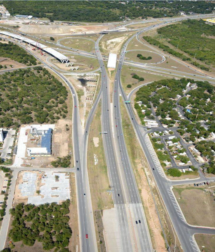183 South Construction Project - Central Texas Regional Mobility